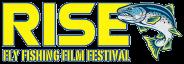 RISE Fly Fishing Film Festival Logo