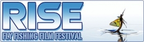RISE Fly Fishing Film Festival Logo