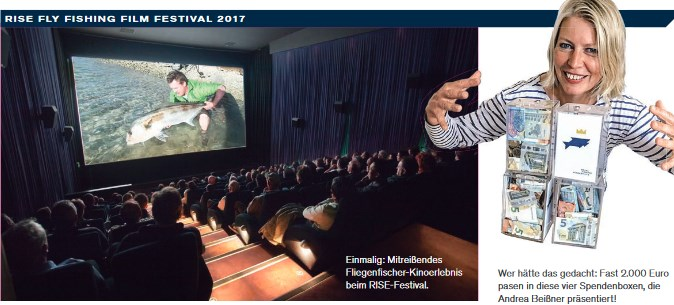 RISE Fly Fishing Film Festival