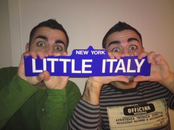 Antonio und Fabio Piccirilli